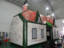 Newest design inflatable party pup house,Inflatable tent for outdoor party and event