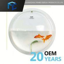Top Seller Credible Quality Custom Design Wall Fish Tank