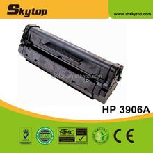 Hot! toner cartridge for HP 3906F 3906A alibaba china
