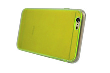 Ultra thin cover case for mobile phone, tpu soft bumper housing shells for iphone 5s