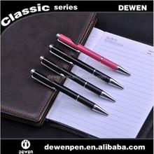 luxury gift model pens metal pen novelty pen for female