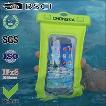 mobile phone bag/waterproof phone case for iphone/waterproof case for samsung galaxy