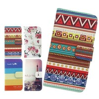 Alibaba China Flip Pattern Wallet Case Cover For HTC desire 300 With Stand Card Holder