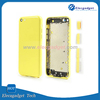 Back Housing Replacement for iphone 5C/Mobile Back Cover for iphone 5C/Mobile Battery Cover for iphone 5C