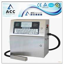 Date Coding Plastic Pipe Inkjet Printer Machine