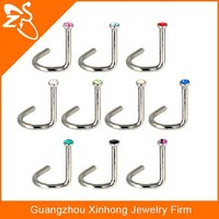 A variety of style fashion dangle fake nose ring