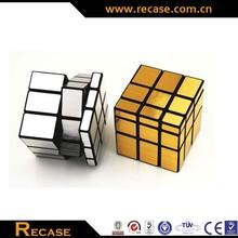 Mirror Cube Silver Gold magic cubes, shengshou mirror cube