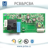 double side medical PCBA,Automatic door PCB Assembly,Car controller PCBA