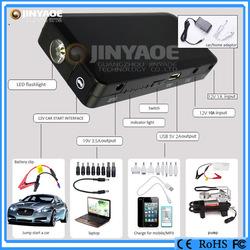 wireless Polymer lithium powerbank 12000mah best selling car accessories 2015