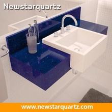 Amazing Bathroom Vanity Quartz Top Design Ideas Made Quartz Counter Tops