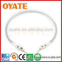 circular halogen infrared heat lamp for flavor wave oven parts