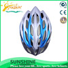 Sunshine PVC out-mold colorful foam head protection bicycle helmet