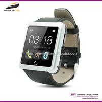 [somostel] u10 u8 smart watch use bluetooth screen smart sport watch with pedometer