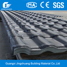 synthetic resin light structure roof design
