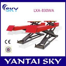 Alibaba express two level alignment scissor lift, scissor lift design, launch car lift
