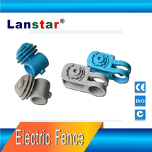 Lanstar high antioxidant composite insulators for electric fence post, security fencing accessories