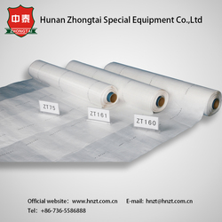 High performance soft UHMWPE bullet proof material