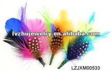 feather hair pins LZJXM00533