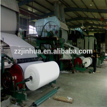 1092 Tissue Paper Production Line, Machine for Producing Toilet Paper and Napkins