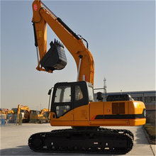 high quality excavator with excavator videos for sale