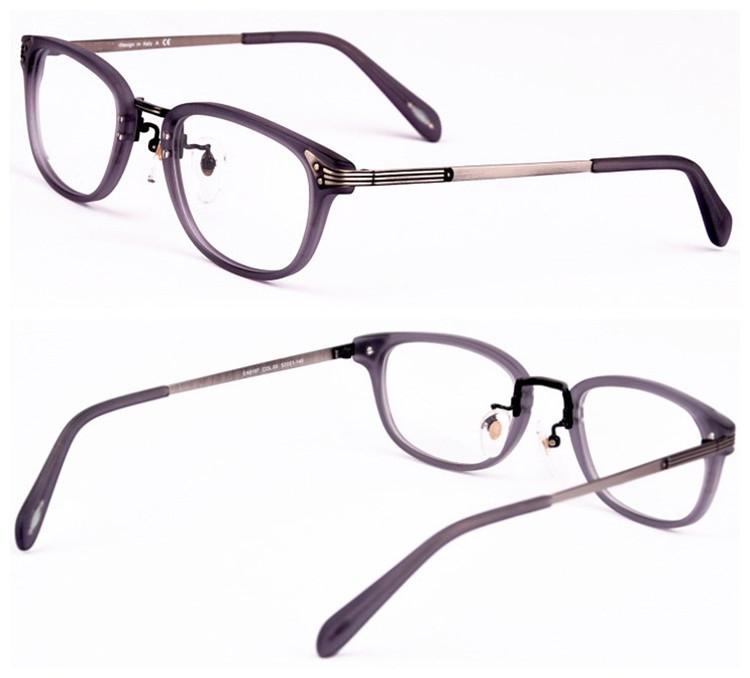 Eyeglass Frames For Reading : 2015 Designer Eyeglass Frames For Men Reading Optical ...