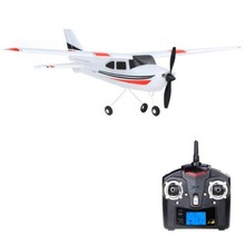 WLtoys F949 2.4G 3CH EPO Foam RC Plane / RC Glider(Red and White)
