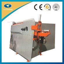 CNC Control automatic rebar bending machine used for coiled wire