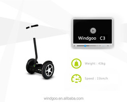 Self balancing vatop ips electric unicycle windgoo four wheel motorcycle for sale