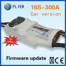 Flier Car version fan cooling regulator 12S 300A for RC car