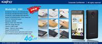Manufacturer of newest 4.5 inch 4G LTE MTK6582M+6290,1.3GHz /Quad core RAM 1GB+ ROM 4GB smart phone