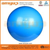 Anti-burst PVC Yoga Gym Ball with competition price