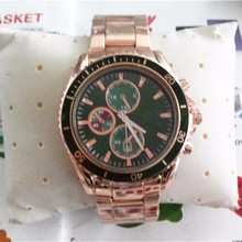 YX8062 High Quality Japan Movt Waterproof Stainless Steel Men Wrist Watch/Wristwatch For Men