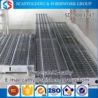 distributor building materials galvanized scaffolding metal floor