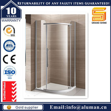 Bathroom with seat shower enclosure Sanitary wares