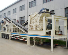 Mobile construction waste disposal equipment supplier