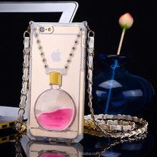 Wholesale Luxury Channel Perfume Bottle Case Perfume Case for iPhone 5/5s