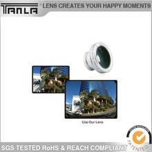Universal Lens 0.4X super wide angle lens For Mobile Phone / Notebook PC / Ipad Champagne Gold