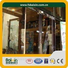 Baixin High Quality Electric Automatic Modern Sliding Glass Door