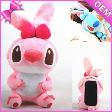 Lovely Cartoon Animal Plush Phone Case,Phone Plush Toys