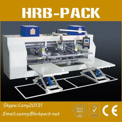 HRB-3000 Carton Bottom Stitcher/stitching machine/stiching machinery/sticher