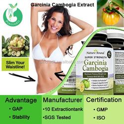 Garcinia Cambogia Rind Extract/Standardized Garcinia Cambogia Extract/Private Label Garcinia Cambogia
