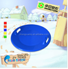 Outdoor kids Winter Plastic Snow Sled for wholesale