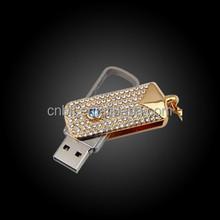 promotional swivel usb flash disk