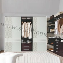 modern bedroom wooden wardrobe/cabinet/closet