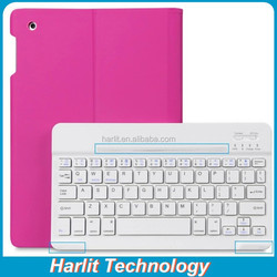 Bluetooth Keyboard Case For iPad mini , Folio Bluetooth Keyboard Case For iPad mini,Leather Keyboard Case For iPad Mini