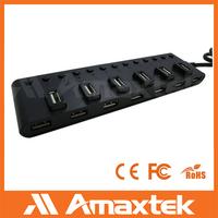 Custom USB 2.0 Hub 13 Port Switch USB Hubs