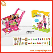 2015 NEW STYLE Shopping Cart (Pink), happy shopping toys FN9363612