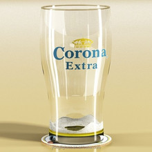 High quality cheap beer glass ,custom drinking beer glasses