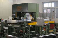 Stretch Orbital wrapper, Steel Pipes Stretch Film Wrapping Machine, PVC Pipe Bundle Wrapping Machine