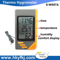 Factory Price Hygrometer Theory temperature humidity meter thermohygrograph